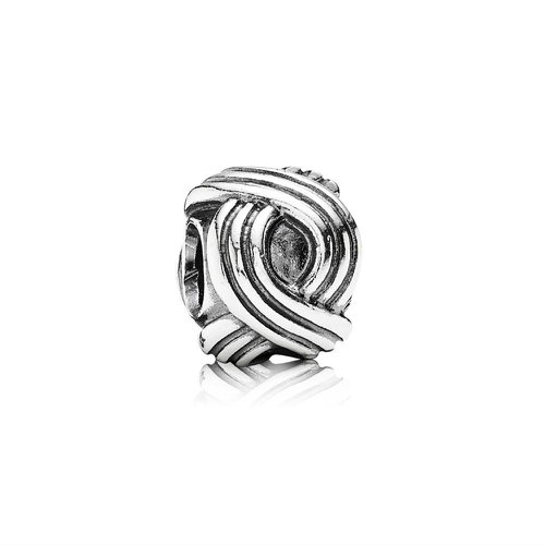 2018 Pandora Braided Twist Charm 790980