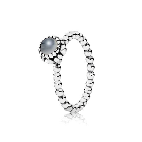2018 Pandora June Birthstone Ring 190854MSG