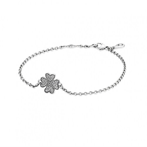 2018 Pandora Symbol of Lucky in Love Bracelet 590506CZ